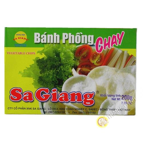 Donut vegetarian SA GIANG 200g Vietnam