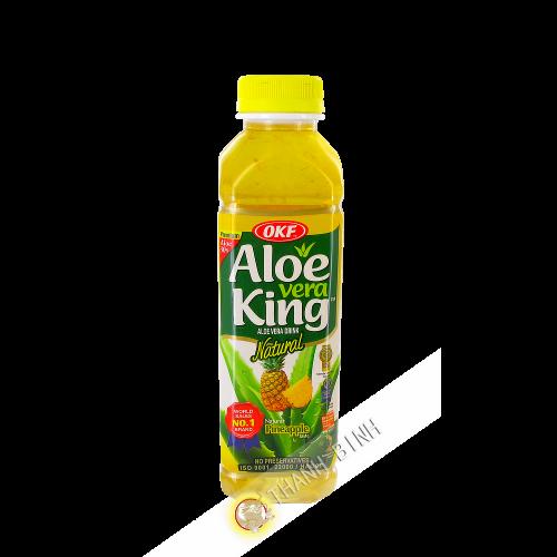 Boisson Aloe Vera Ananas OKF 500ml Corée
