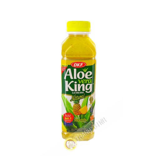 Drink Aloe Vera Pineapple OKF 500ml Korea