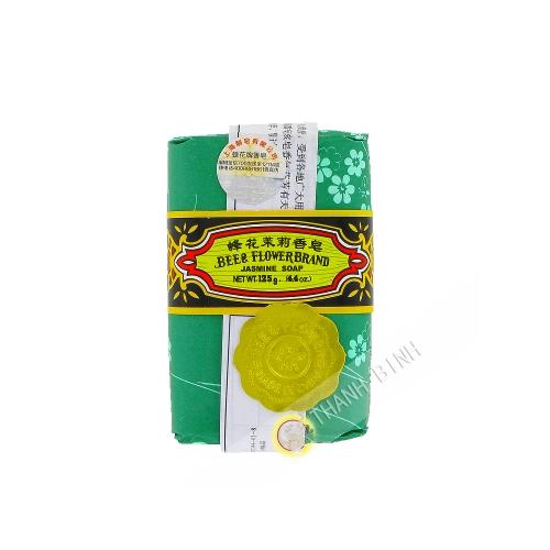 肥皂-茉莉花蜜蜂花125g中国