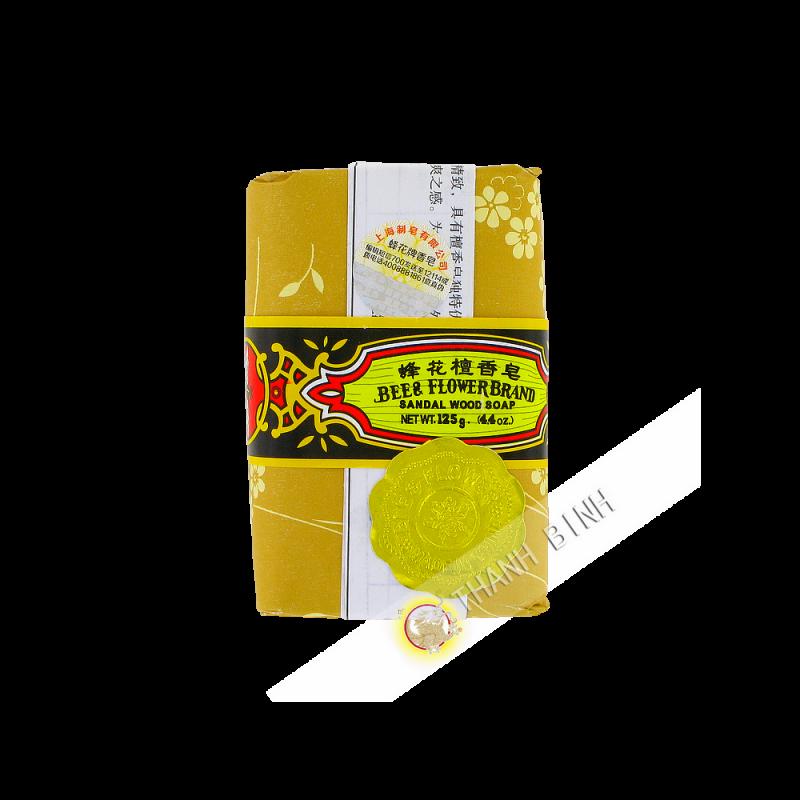 Cina amp;fiore Bee Sapone 125g Sandalo AL354Rj