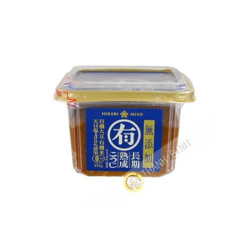 La pasta de Miso Orgánica HIKARI 375g Japón