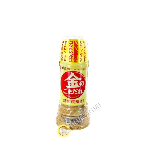 Sauce sesame salad MIZKAN 250ml Japan
