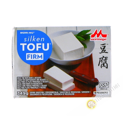 Firm Tofu blue MORIGANA 340g Japan