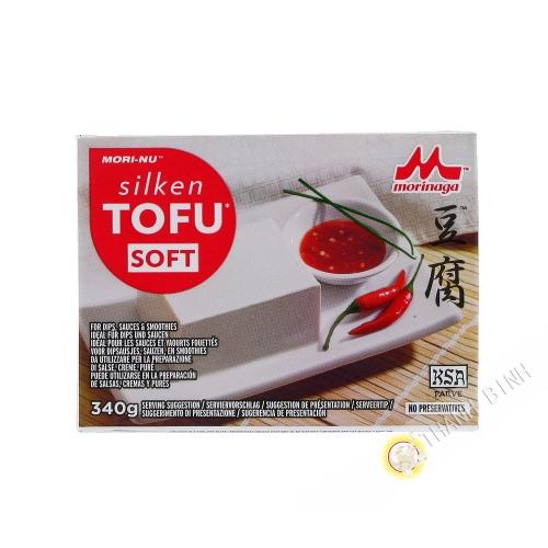 Tofu doux rouge MORIGANA 340g Japon
