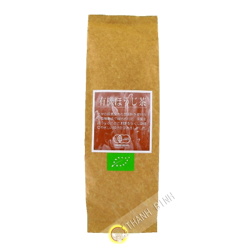 Tea Houjicha Bio HAMASA SHOTEN 100g Japan