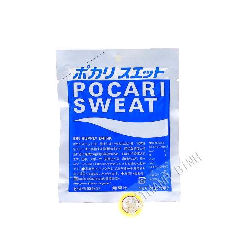 Getränk Energisch Pocari OTSUKA 74g Japan