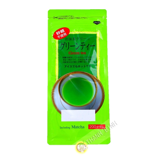 Green tea powder matcha 200g Japan
