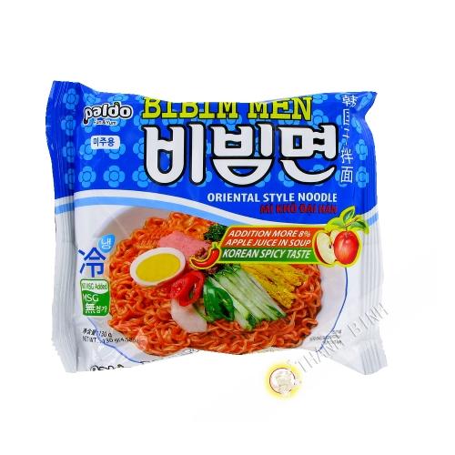 Zuppa di noodle Ramen frutti di mare SAMYANG 125g Corea