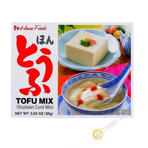 Préparation pour Tofu mix HOUSE FOODs 85g Japon
