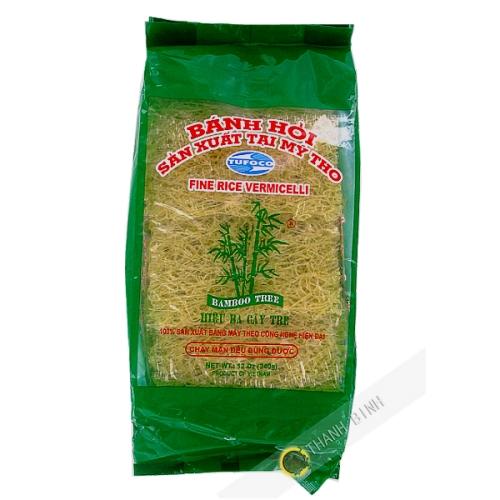 Fideos de arroz final baitoey Banh hoi el dua de Bambú THUAN PHONG 340g de Vietnam