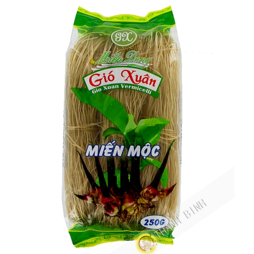 Fideos de maranta Gio Xuan 250g - Viet Nam