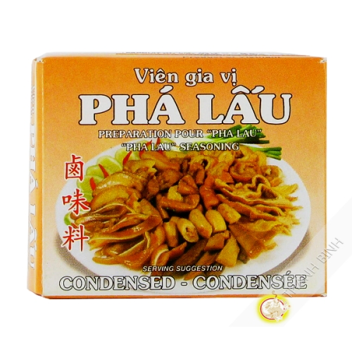 Cubo de pha lau BAO LARGO 75g de Vietnam