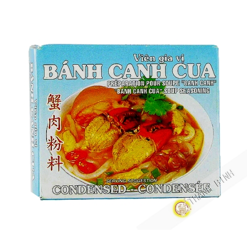 Cubo banh canh cua 75g