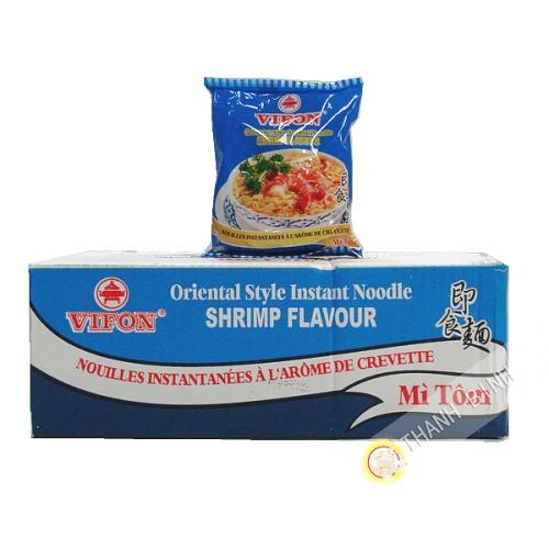 Soup noodle shrimp VIFON cardboard 30x70g Vietnam