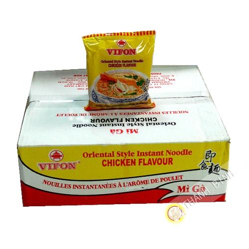 Zuppa di pollo Vifon 30x70g - Viet Nam