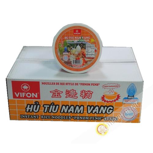 Sopa de Nam vang tazón Vifon 12x70g - Viet Nam
