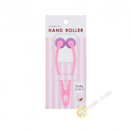 Wheel massage hand plastic 4x12cm KOKUBO Japan