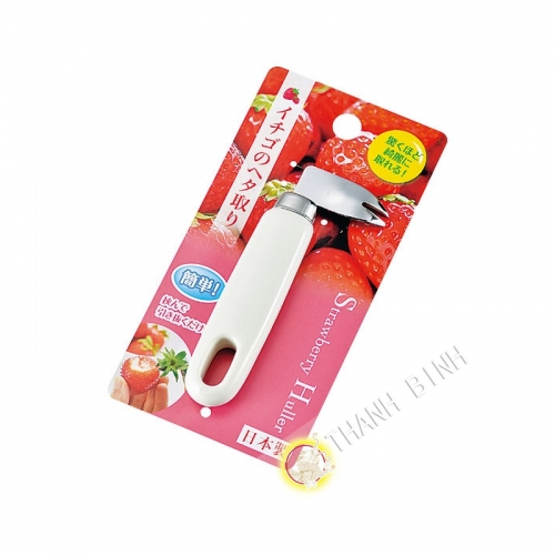 Equeuteur de fraise 2x10cm ECHO Japon