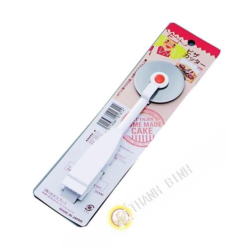Couteau à pizza 2en1 Ø5cm (5x14cm) KOHBEC Japon