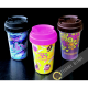 Cup plastic reusable 200ml KOHBEC Japan