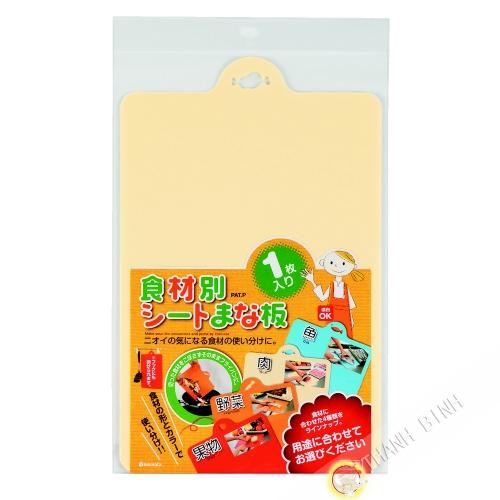 Consiglio di tagliare la carne morbida 24x38xH0,1cm INOMATA Giappone