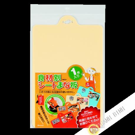 Board to cut meat soft 24x38xH0,1cm INOMATA Japan