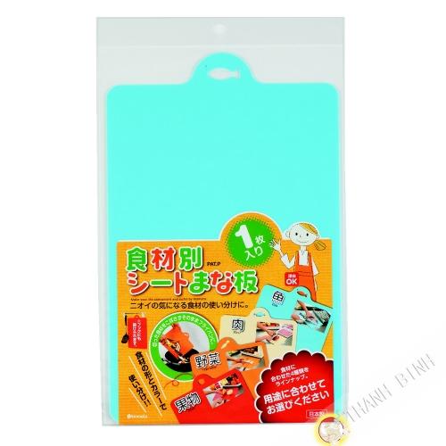 Brett für schneiden von fisch, flexible 24x38xH0,1cm INOMATA, Japan