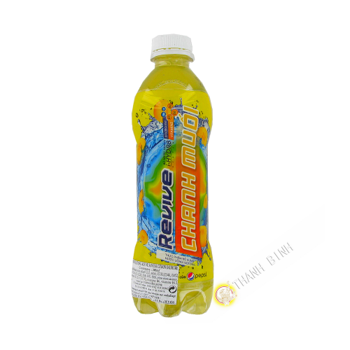 Drink Lemon Salt 390g Vietnam