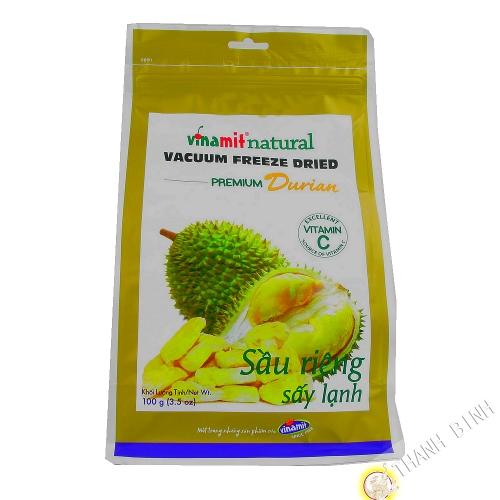 Durian dried Sau Rieng, Say 100g Vietnam