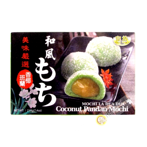 Mochi pandan ROYAL FAMILY 210g Taiwan
