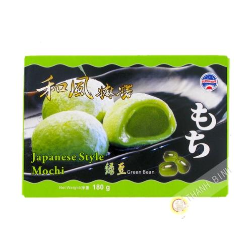 Mochi de judías verdes FAMILIA REAL 210g Taiwán