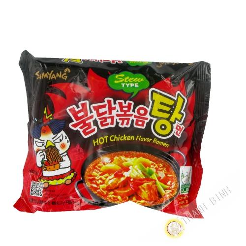 Fideos Ramen Picante Guiso SAMYANG 145g Corea
