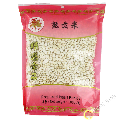 Barley cooked GOLDEN LILY 100g China
