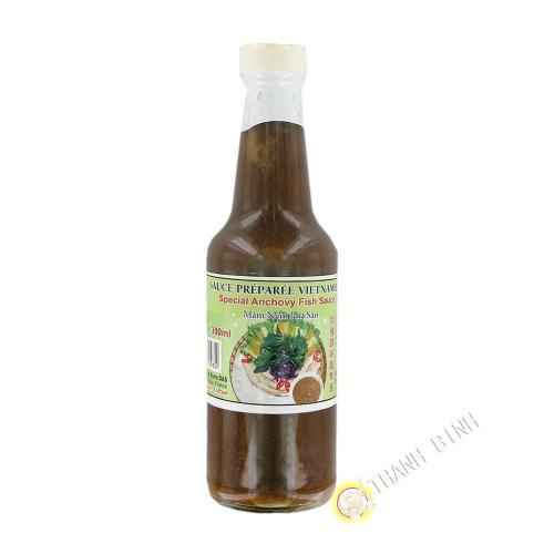 Sauce anchois préparée Mam Nem 300ml Vietnam