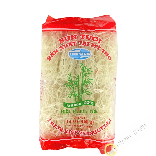 Fideos de arroz Bambú 8 piezas 400g de Vietnam