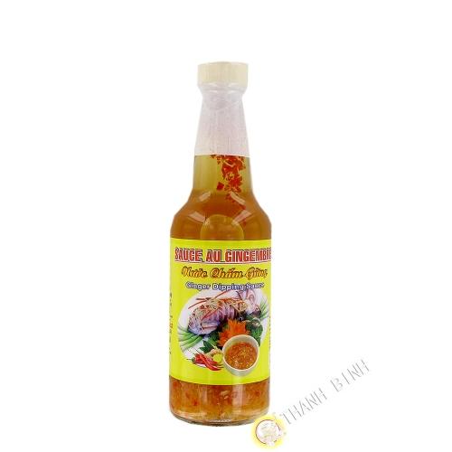 Salsa de jengibre 300 ml