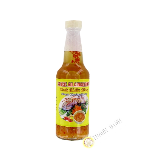 Sauce au gingembre DRAGON OR 300ml Vietnam