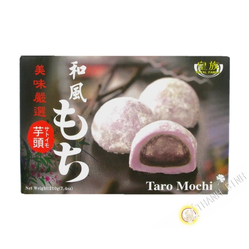 Mochi taro ROYAL FAMILY 210g Taiwan