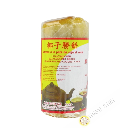 Cake of soy and coconut ASIA IVRY 230g France