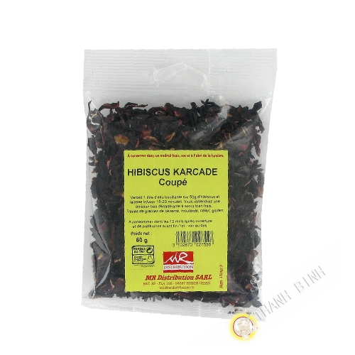 Hibiscus karcade cut 50g MR