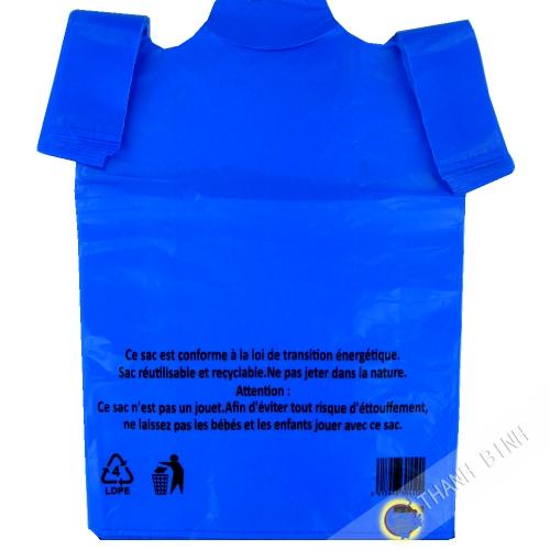 Tasche schultergurte mi blau GM 30x16x55cm 50pcs 400g China