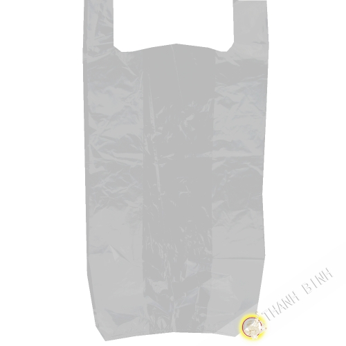Bag bretel transparent 22x6,5x50cm 100pcs 230g China