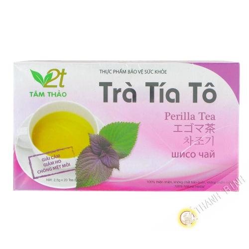 Té prérile perilla TAM THAO 25x2g Vietnam