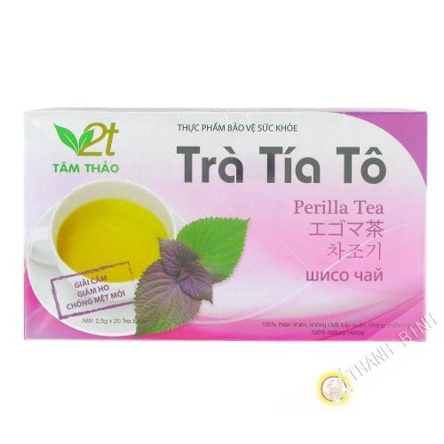 Thé prérile perilla TAM THAO 25x2g Vietnam