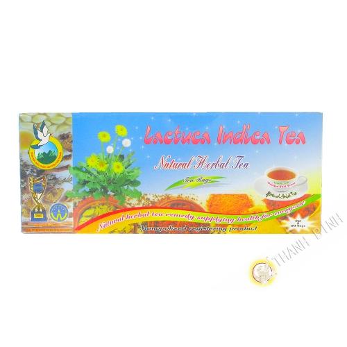 Las plantas de té de diente de león TAILANDÉS TRANG 100g de Vietnam