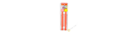 Attached to clip plastic bag 18.5 cm, lot of 2pcs KOHBEC Japan