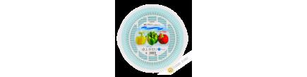 Kit égouttoir plastique Panier Evier Légumes Ø24cm  NAKAYA Japon (1pc)