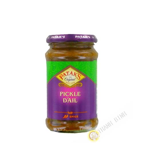Garlic pickle PATAK'S 300g Royaume-Uni