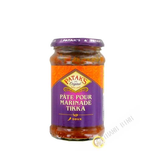 Tikka curry paste PATAK'S 300g United Kingdom